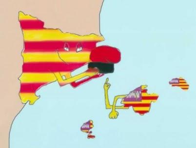 """El Pan-Catalanismo o """"Las Envidias Catalanas - Quiero lo que nunca pude ser"""""""
