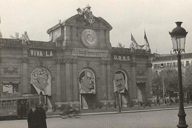 Madrid sovietico 1937