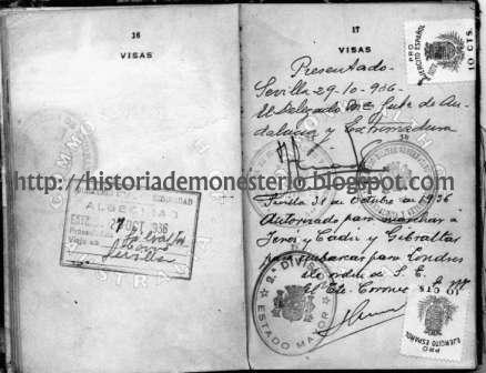 Pasaporte de Seppelt