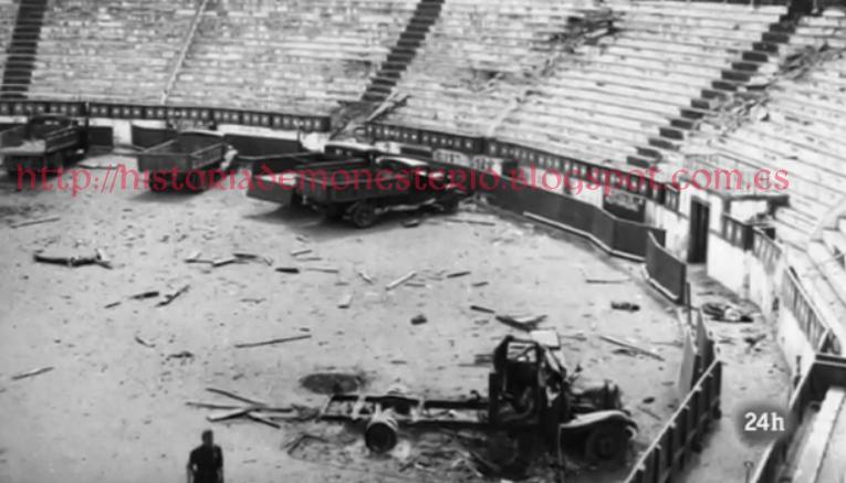 Los fascistas deben pagar por la matanza de badajoz pruebas fotograficas insaid - Tiempo en paracuellos del jarama ...