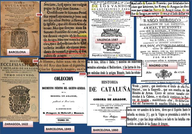 Las Barras de Aragón: EL ORIGEN – Verdades Ofenden