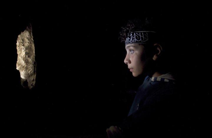Un joven combatiente del Ejército Libre Sirio en Alepo, en una imagen de septiembre de 2013 (Reuters).