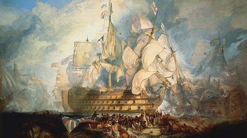 El «Victory» inglés