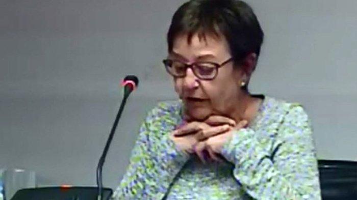 Maite Laborda, madre del terrorista Mikel Ayensa.