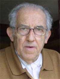 Gustavo Bueno en Niembro, el sábado 8 de marzo de 2003