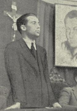 Santiago Montero Díaz 1911-1985