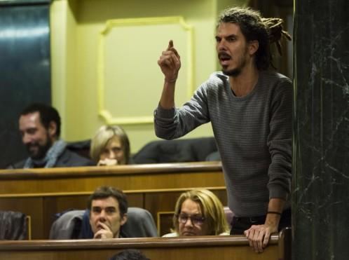 Los diputados «estrella» de Podemos