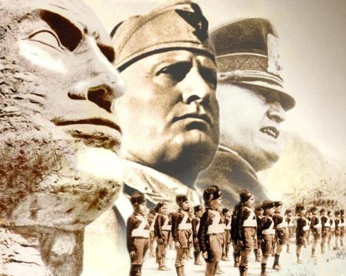 fascismo Mussolini