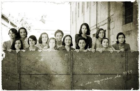 La mayoría de mujeres consideradas como 'Las trece rosas' pertenecían a las JSU.
