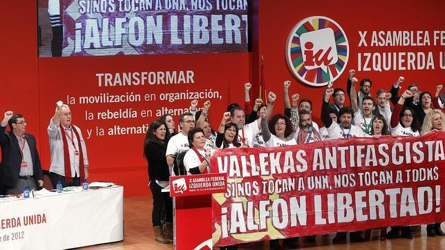 «Alfon», el «héroe» antifascista: atraco, agresión sexual y drogas