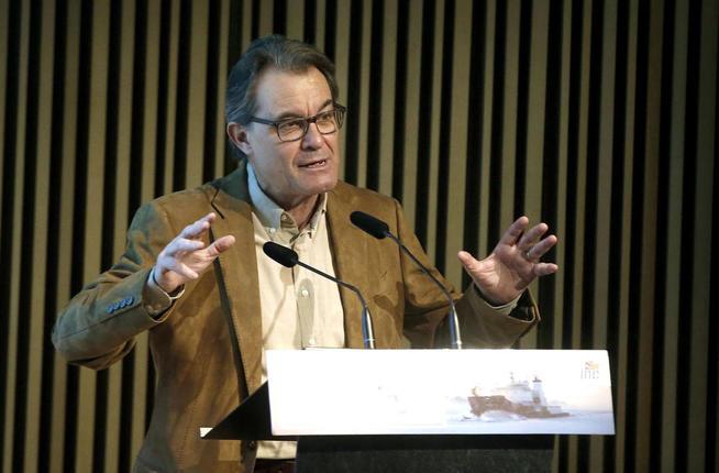Artur Mas. (EFE)