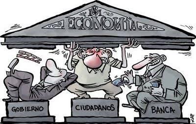 Los tres pilares de la Economía Española