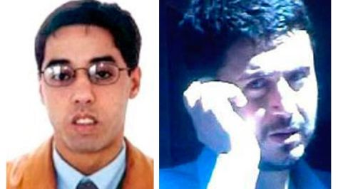 A la izquierda, Jamal Ahmidan, alias El Chino; a la derecha, Serhane Ben Abdelmajid, El Tunecino.