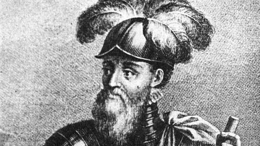 Grabado de Francisco Pizarro