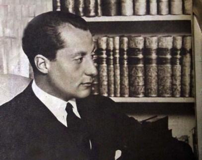Una fotografía de José Antonio Primo de Rivera