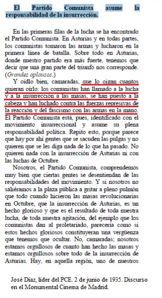 asturias 1934 1936 jose diaz pce memoria historica