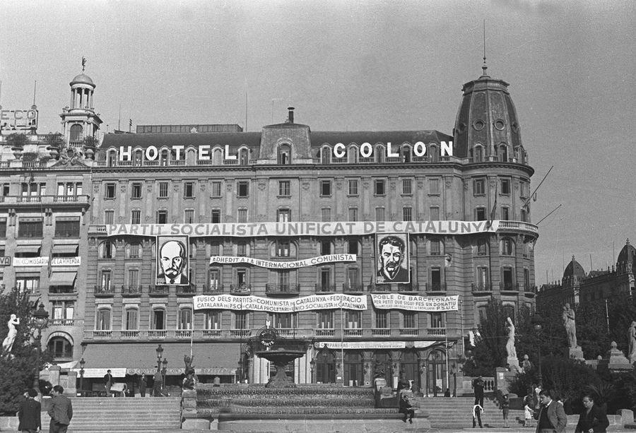 barcelona stalin