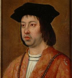 Retrato de Fernando «El Católico»