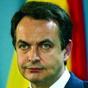 Zapatero medita sobre el talante necesario para lograr la liberación de los primos simios...