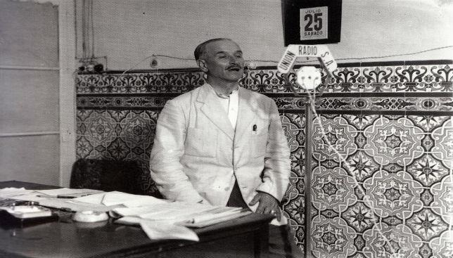 Discurso radiofónico de Queipo de Llano el 25 de julio de 1936.