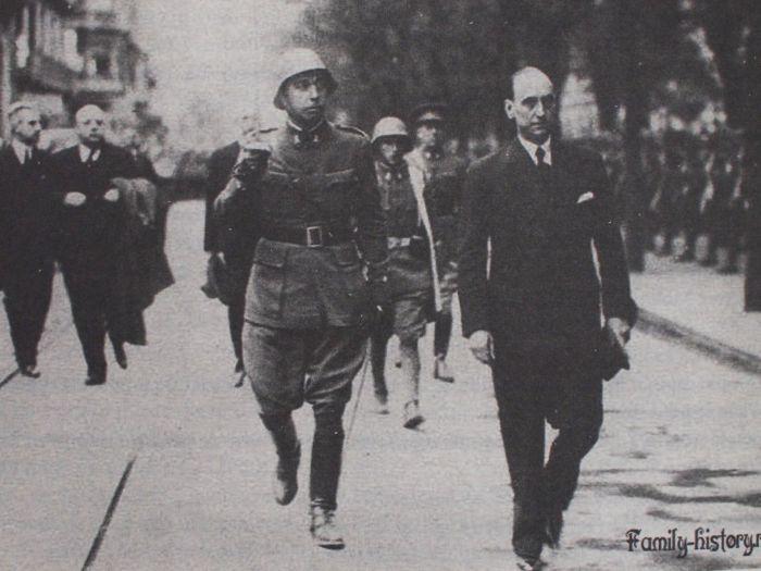 El abogado y político Santiago Casares Quiroga.