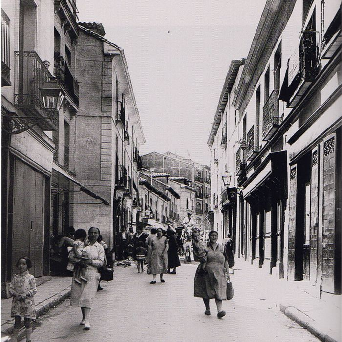 La vida seguía como si nada en ciudades como Madrid, ajena a lo que sucedería unos días después.