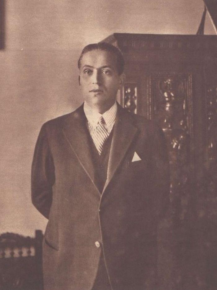 Retrato de José Calvo Sotelo.
