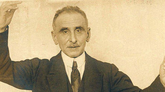 El político y jurista asturiano Melquíades Álvarez.