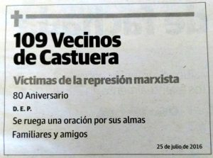 Resultado de imagen de El Quintillo 1936 José Sosa Hormigo