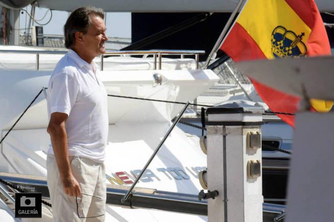 Galería: El fin de semana de Mas en Formentera (Gtres)