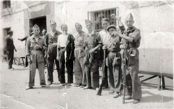 Resultado de imagen de castuera 1936