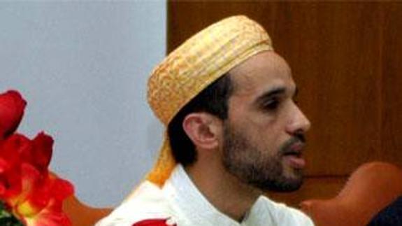 Rachid Boutarbouch, uno de los impulsores de la universidad islámica de San Sebastián.