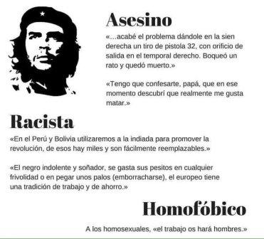 10 Frases Del Che Guevara No Tan Grandiosas Verdades Ofenden