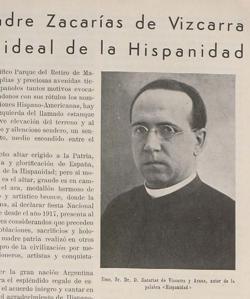 El artículo de «La Lectura dominical» en 1929