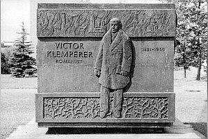 Resultado de imagen de Victor Klemperer