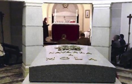Resultado de imagen de tumba sanjurjo