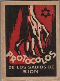 Resultado de imagen de Protocolos de los sabios de Sión
