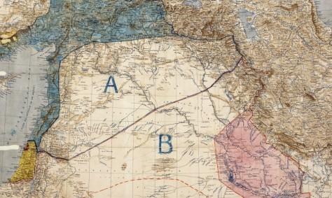 Acuerdo Sykes-Picot.