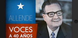 (Espaces) Salvador Allende