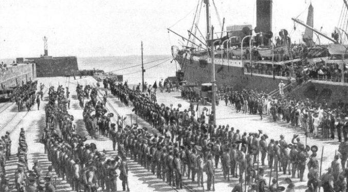 Desembarco de Melilla 1921