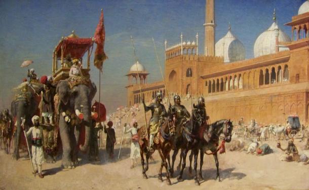 Islam en la India