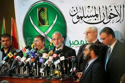 Resultado de imagen de Hermandad Musulmana ee.uu