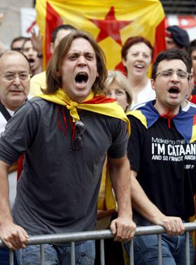 Resultado de imagen de cinismo cataluña