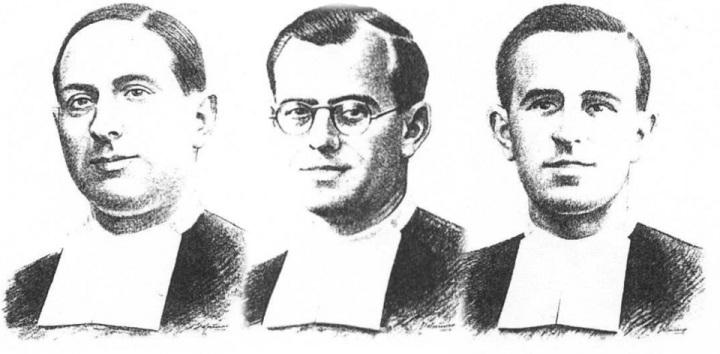 Resultado de imagen de Condenados a muerte por el Comité Revolucionario de tortosa