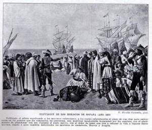 Expulsión moriscos_1609