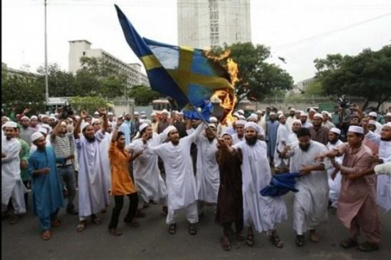 Suecia se convertirá en una nación del Tercer Mundo