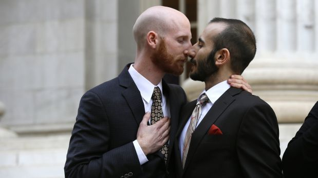 Resultado de imagen de matrimonio gay