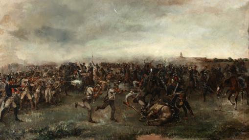 El combate de San Lorenzo, de Julio Fernánez Villanueva