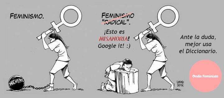 Resultado de imagen de feministas