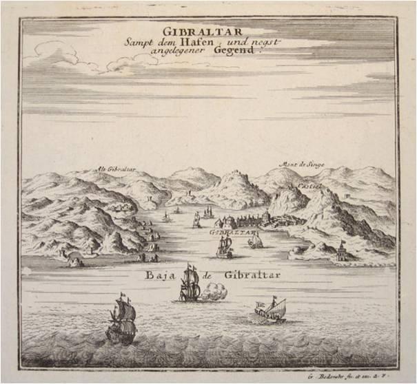 La bahía de Algeciras y sus defensas